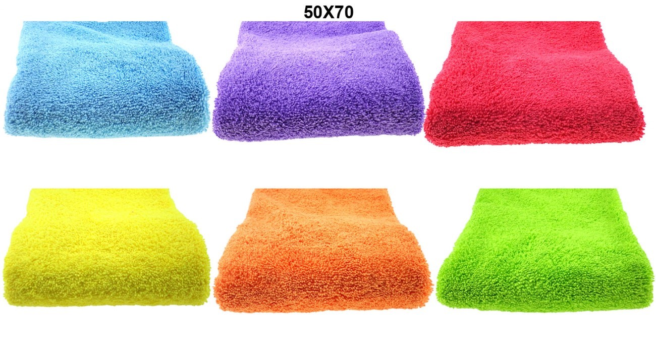 Cleaning Towel Household 60*160cm Large Microfibre Drying Waxing Portable